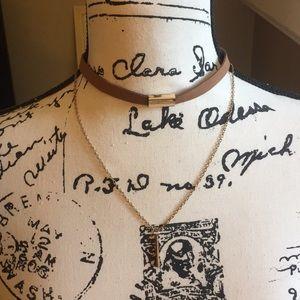 Choker necklace ⭐️